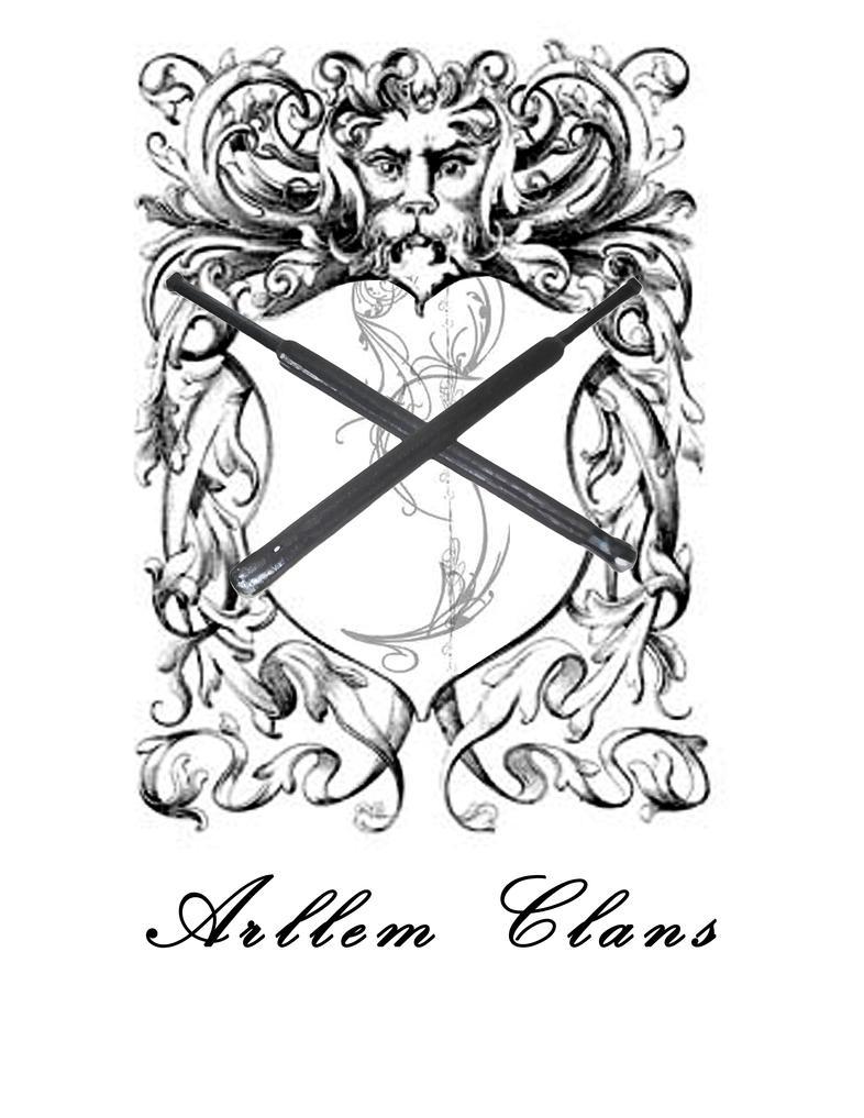 Arllem Clans by kasigawa