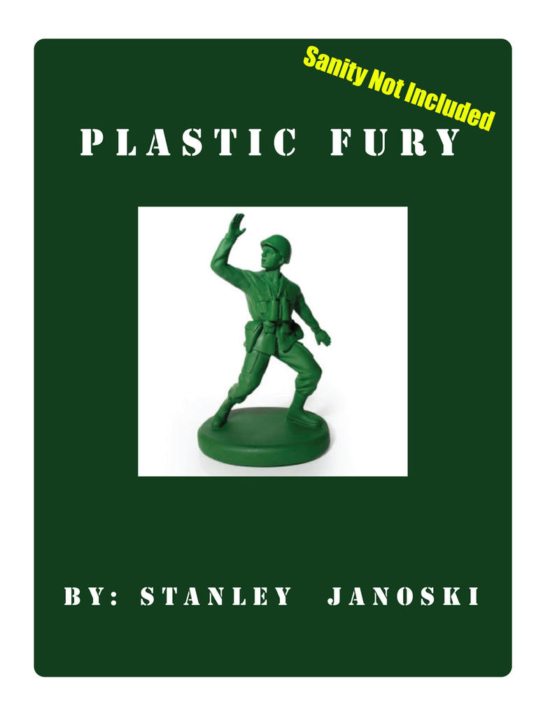 Plastic Fury by kasigawa
