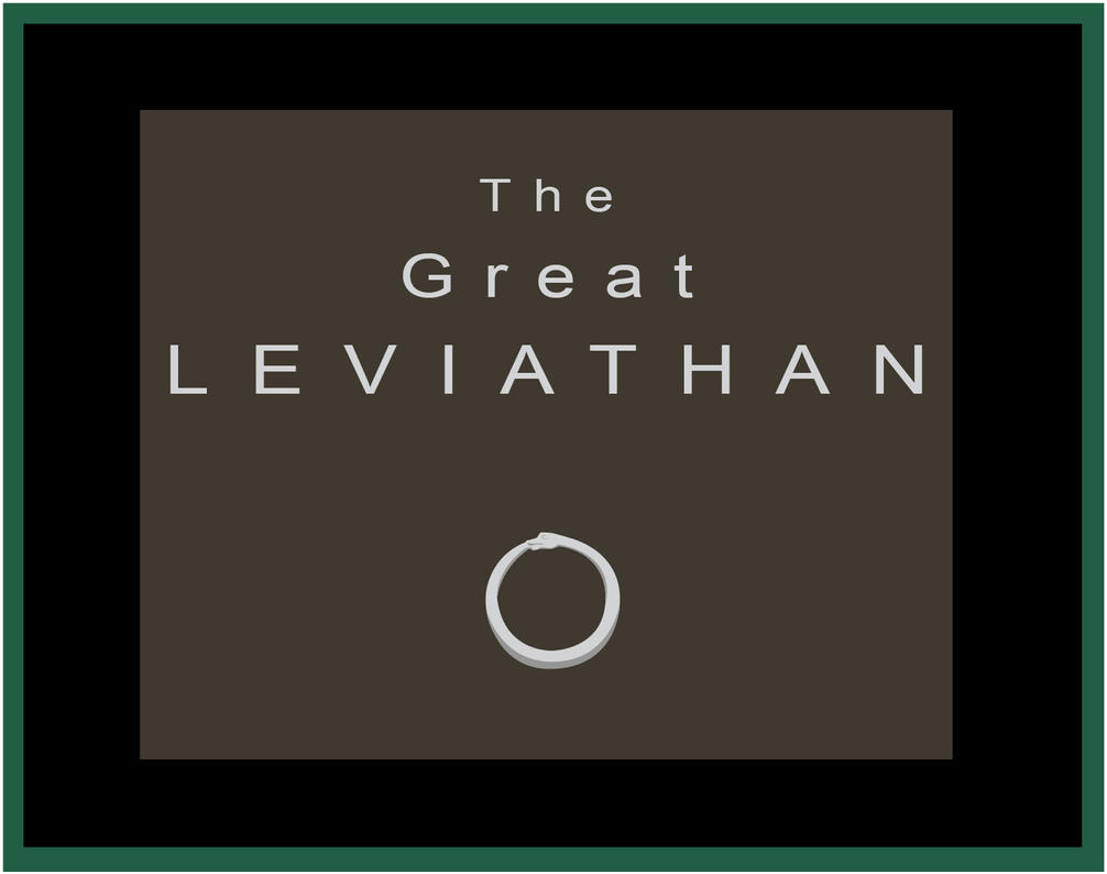 The Great Leviathan by kasigawa
