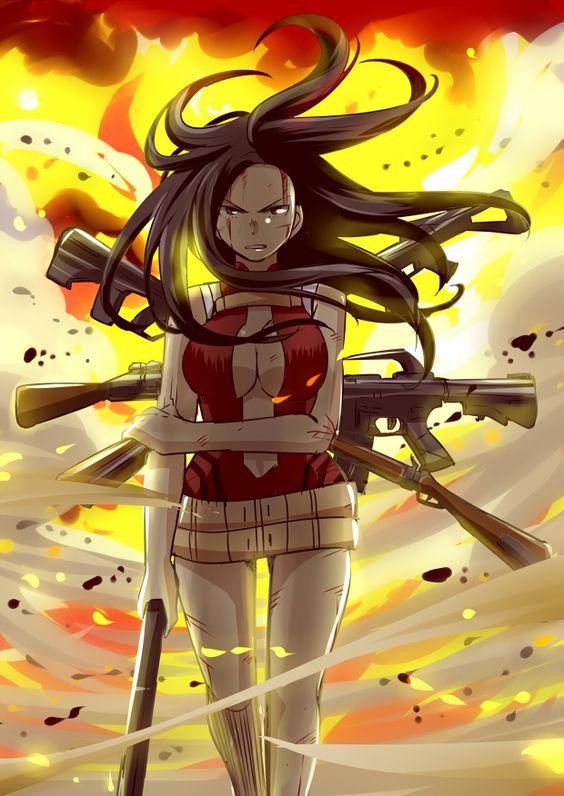 Momo Yaoyorozu x Male Reader - Zero to Hero Pt 4 by