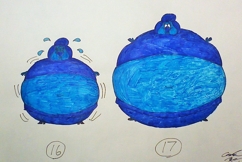 polly purebred blueberry inflation sequence 16 17 by mj455 on deviantart