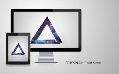 Triangle by mydarktime