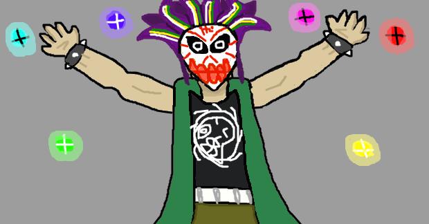 Animedia.inc: Rey The Ka-gei-ya Champion by SpongyBoy17