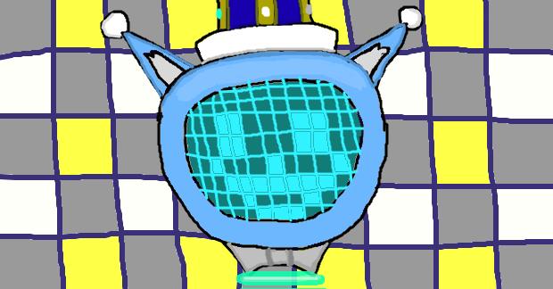 Animedia.inc: C.H.E.K The Chekster King by SpongyBoy17