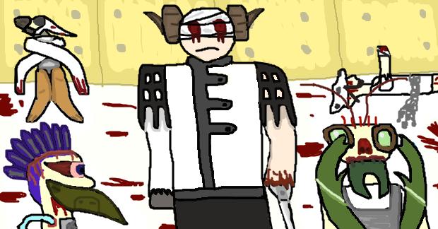 Animedia.inc: The Wild X-periments by SpongyBoy17