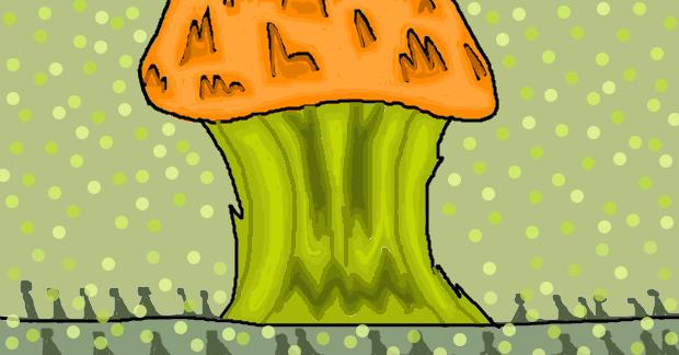 Animedia.inc: Ophiaralis The Spore Queen by SpongyBoy17