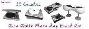 Turntables HipHop Brushes