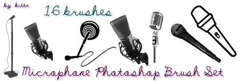 Microphone Brushes