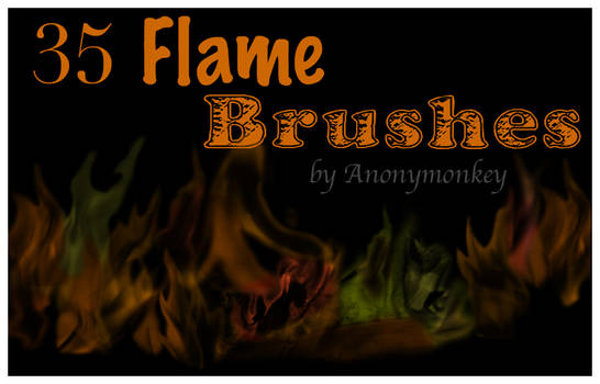 Brush the Flame