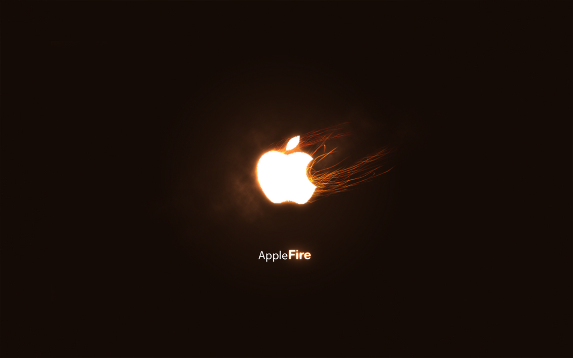 Apple Fire by bhast2