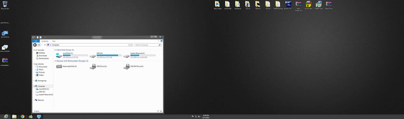 Embedded for Windows 8 RTM