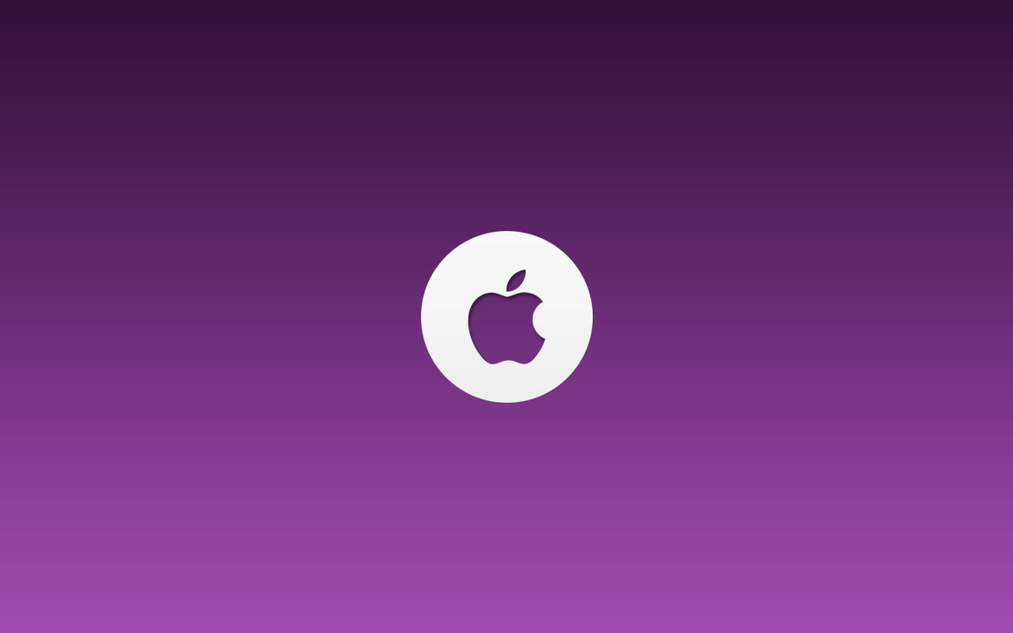 PurplePower Mac by bhast2