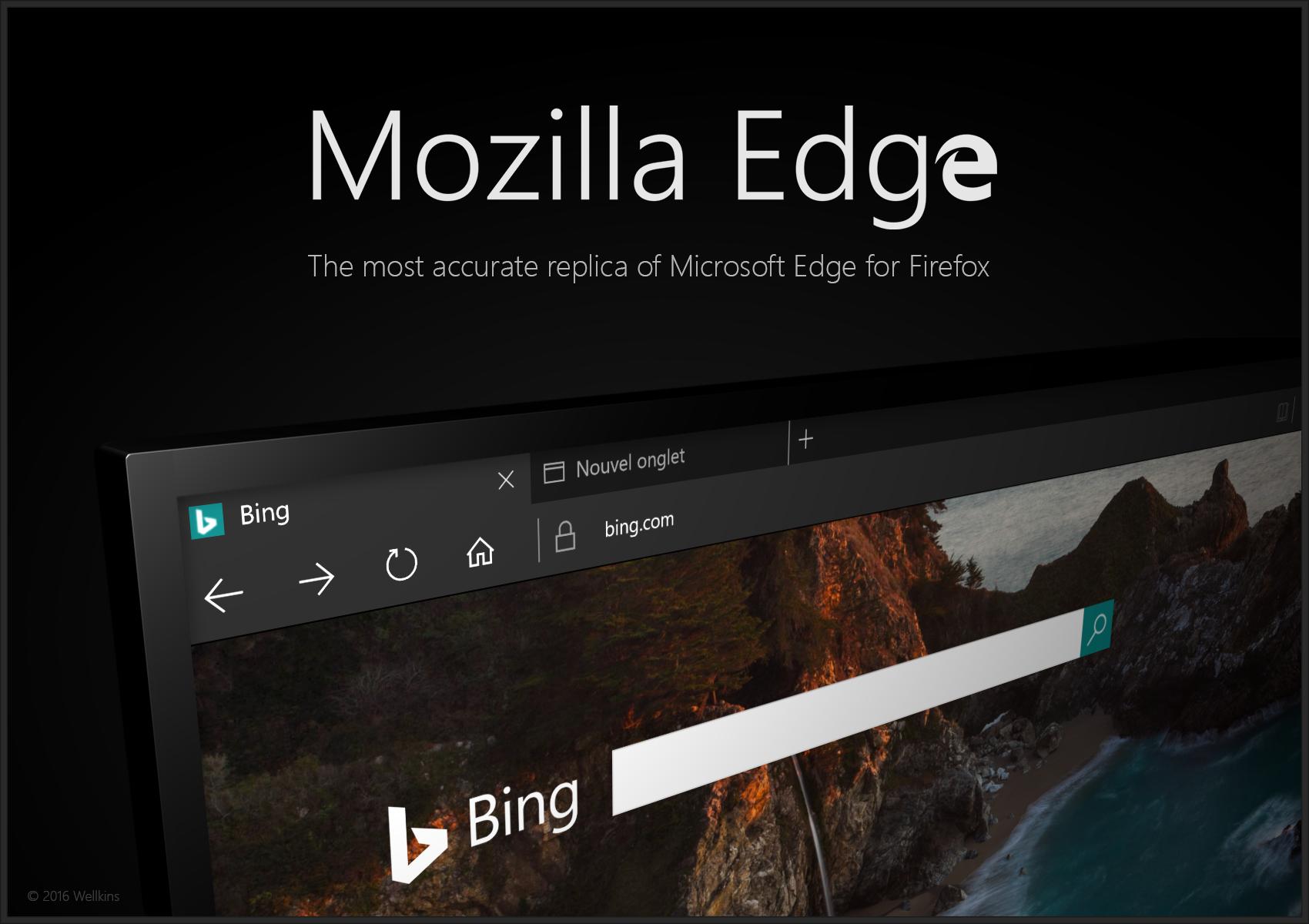 MOZILLA EDGE for Firefox