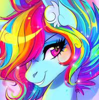 <b>► Rainbow Dash</b><br><i>Wilvarin-Liadon</i>