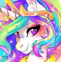 <b>► Princess Celestia</b><br><i>Wilvarin-Liadon</i>