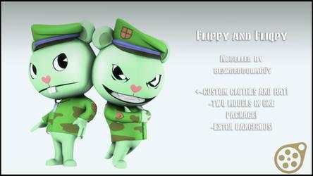 (DL/SFM) Fippy and Fliqpy (Eye fix)