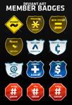 Deviant Art Member Badges