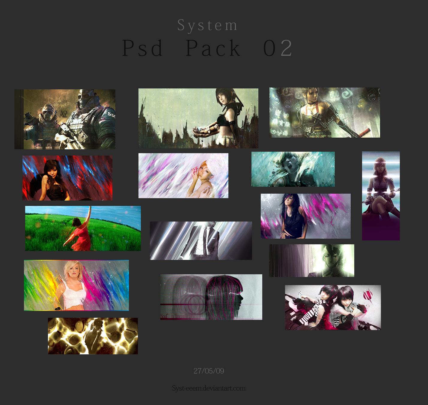 Psd Pack # 2 by Syst-eeem Psd_Pack_02_by_Syst_eeem
