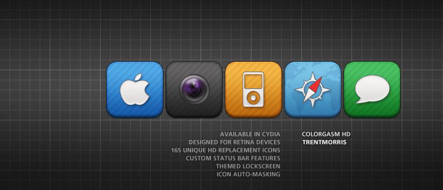Colorgasm HD for iOS 6 by trentmorris
