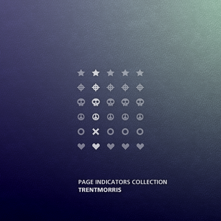 Page Indicators Collection
