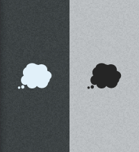 Cloud Badges for iOS 5 by trentmorris