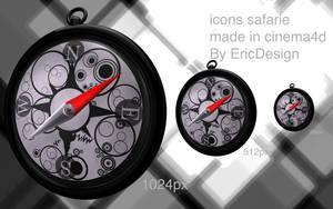safari icons by 3DEricDesign