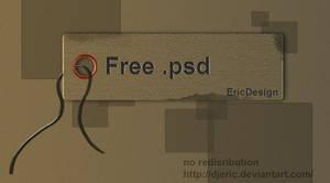 Stickers psd free