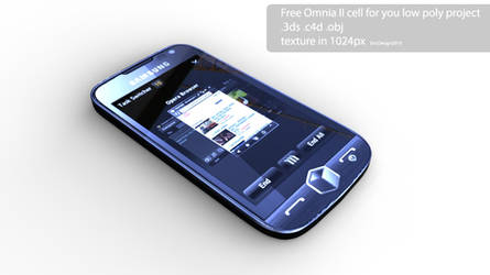 OmniaII free 3D cell