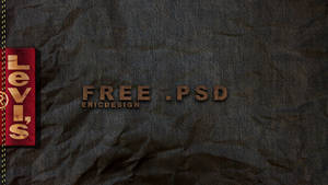 LEVIS STYLE FREE PSD