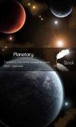 Planetary.