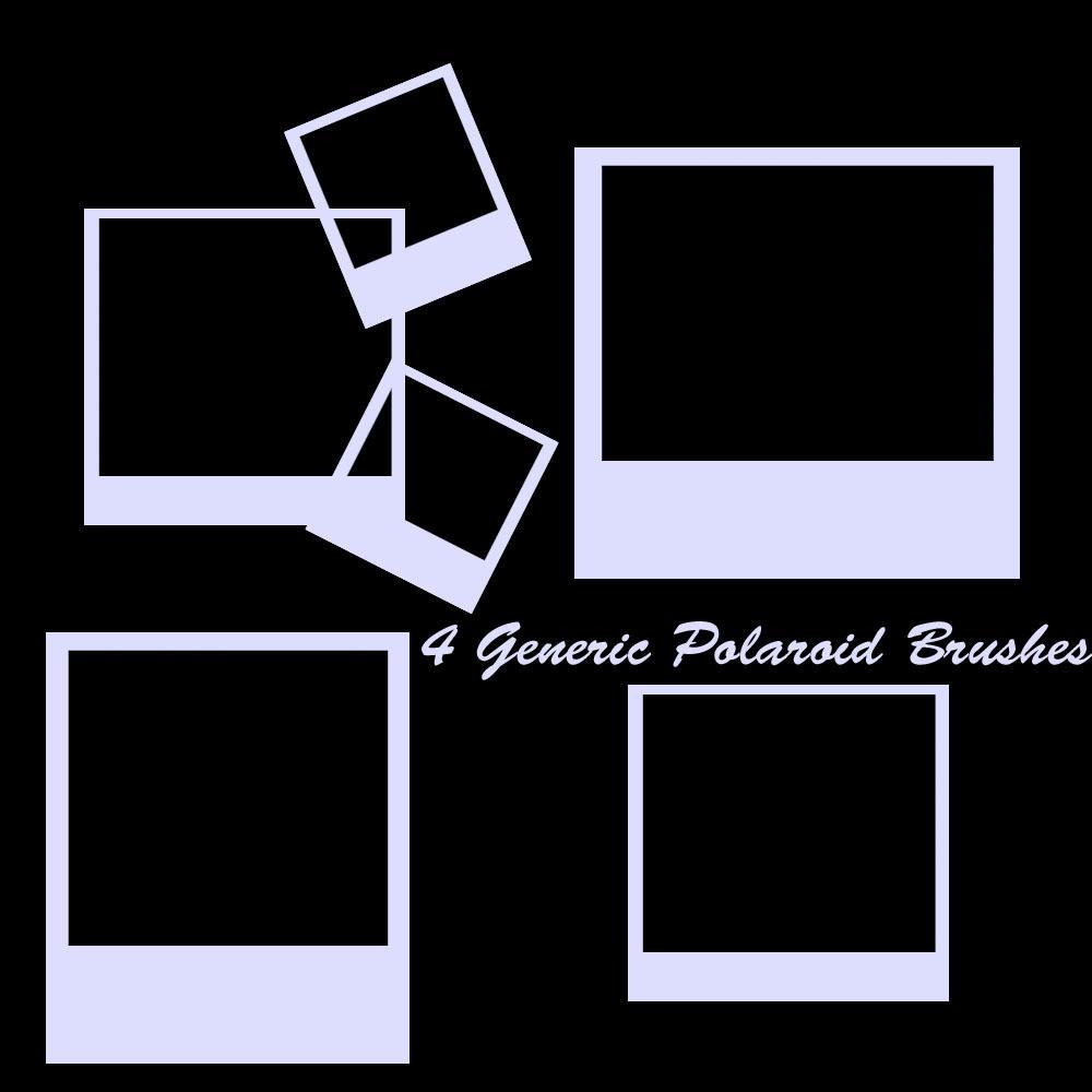Polaroid Brushes by JenniferSpriggs
