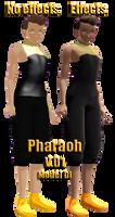 Pharaoh Monster High V.01 By Cylops2000