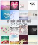 20 misc icon textures