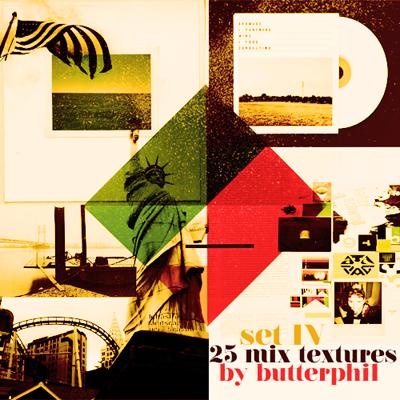 25 mix textures SET IV