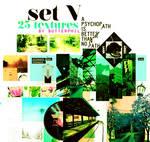 25 textures SET V