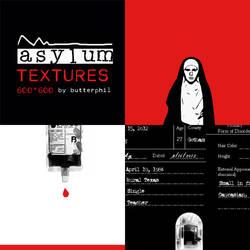 AHS - Asylum texture pack by Butterphil