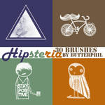 Hipsteria 30 brushes