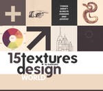 15 design textures by Butterphil