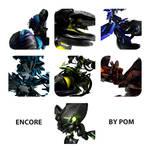 Encore - c4d pack