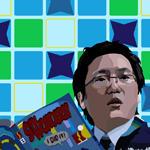 Hiro Nakamura Wallpaper by leftinthemiddle