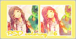 psd coloring 6 deme by Dementedscream