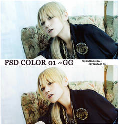 PSD color O1 ~GG by Dementedscream