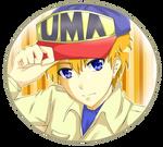 Harvest Moon- Gray  Icon