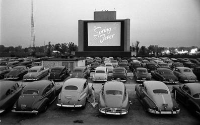 Friday Night At The Drive In by Gipgm2