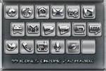 Icones CHROME