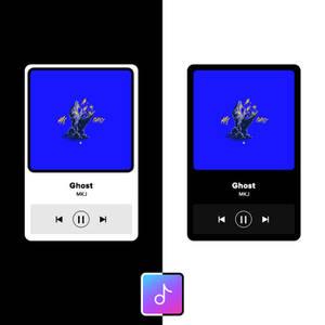 Music Controls - Rainmeter Skin (WORKING)