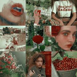 strawberry poison psd by wealphotoshop