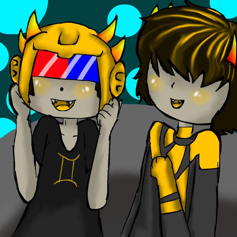 Mituna and sollux