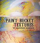 Paint bucket textures