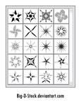 Shapeset 08 - Stars